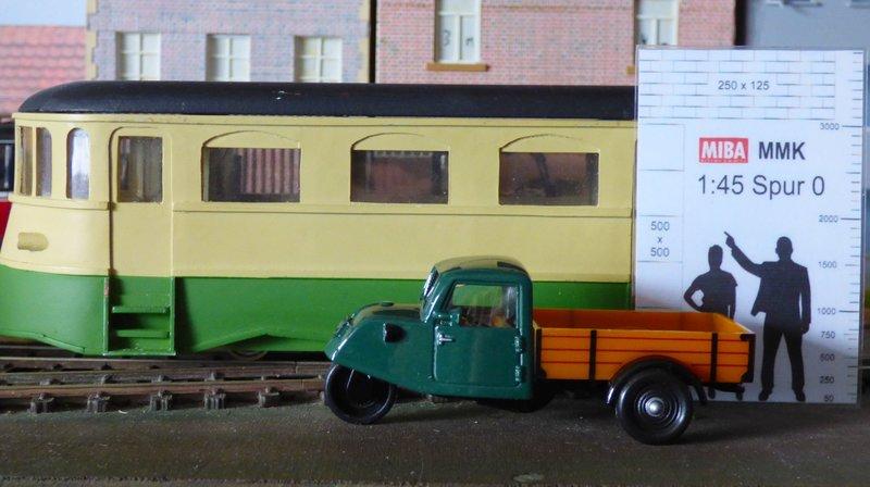 Tamiya German 3ton 4x2 Cargotruck 1/48 - Fertig 35835783tb