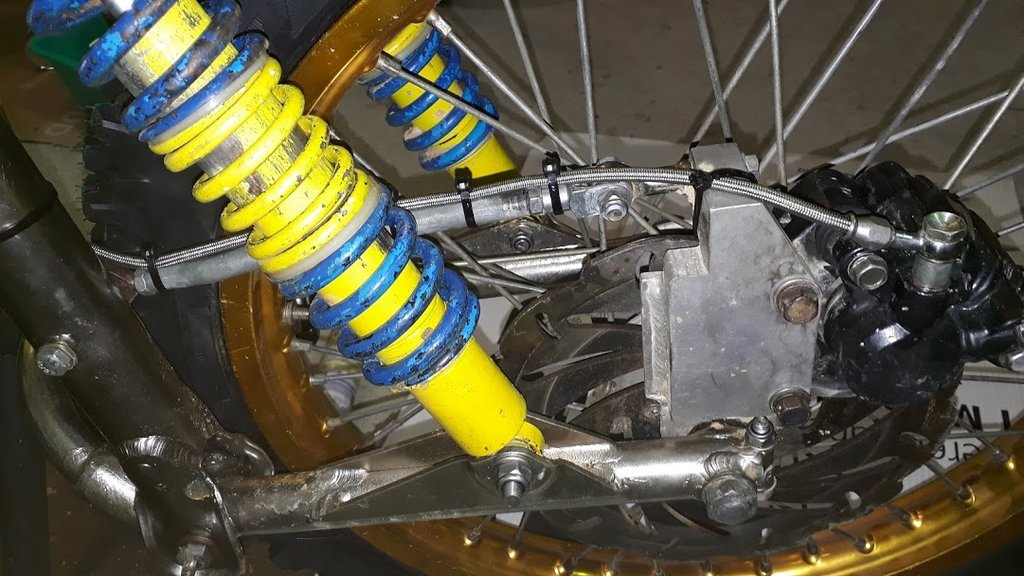 Die Blaue Wasp Yamaha Bj. 1981 35840757yp