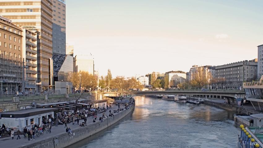 Radrundfahrten entlang Flüssen meiner Heimatstadt Wien 35866246bh