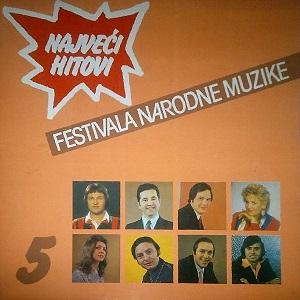 Koktel - Najveci hitovi festivala narodne muzike 1-8 35868191ae