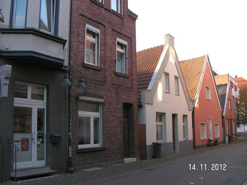 Wilamo - Häuserkulissen 1/45 kpl Strassenzeile - Baubericht 35894624pi