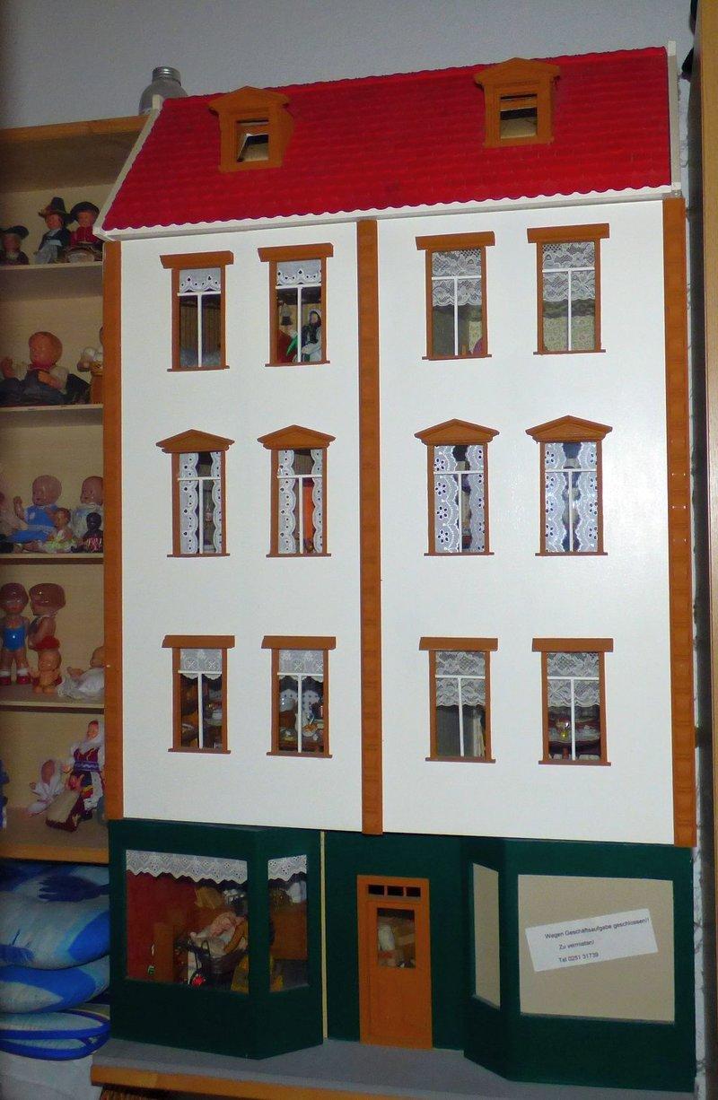 Wilamo - Häuserkulissen 1/45 kpl Strassenzeile - Baubericht - Seite 2 35910591wb