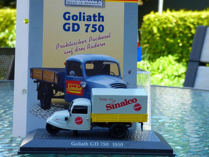 Bier-Werbe Goliath mal eingesaut. 35921084se
