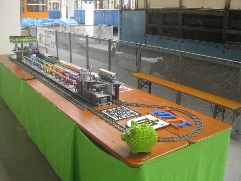 Lego-U-Bahn-Spielanlage 36001492qj