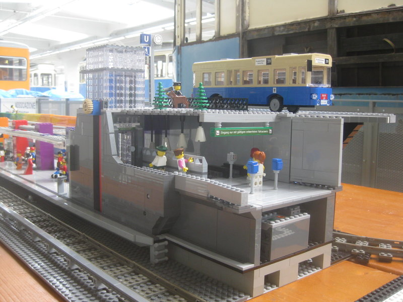 Lego-U-Bahn-Spielanlage 36001493rz