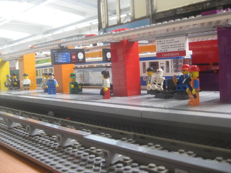 Lego-U-Bahn-Spielanlage 36001494ez