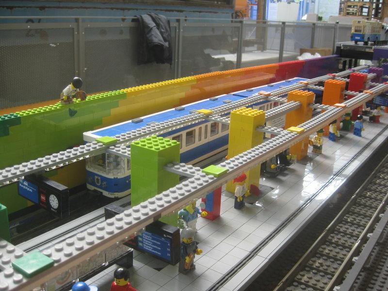 Lego-U-Bahn-Spielanlage 36001495et