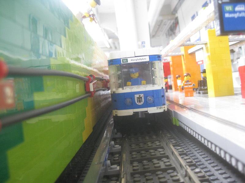 Lego-U-Bahn-Spielanlage 36001498jz