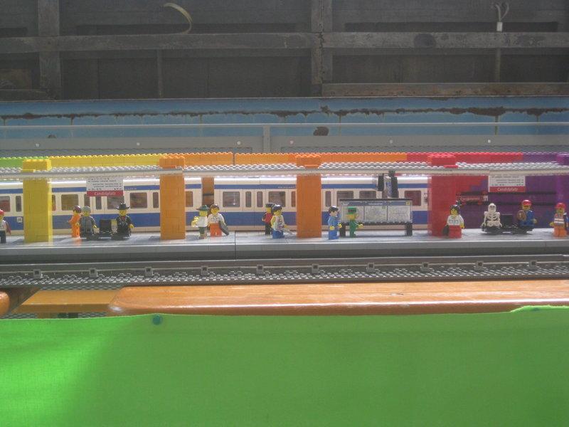 Lego-U-Bahn-Spielanlage 36001502eg