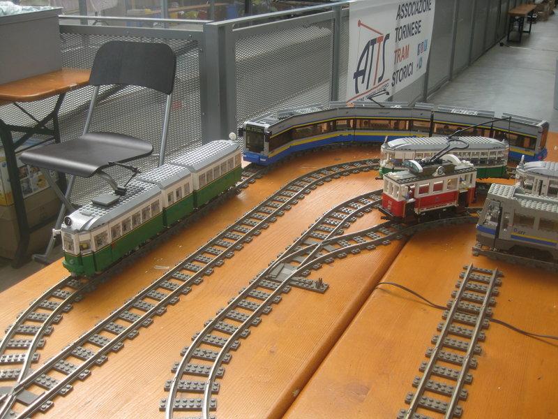 Lego-U-Bahn-Spielanlage 36001515bh
