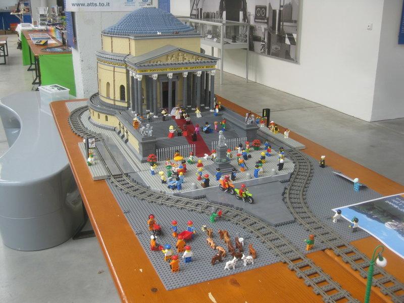 Lego-U-Bahn-Spielanlage 36001527er