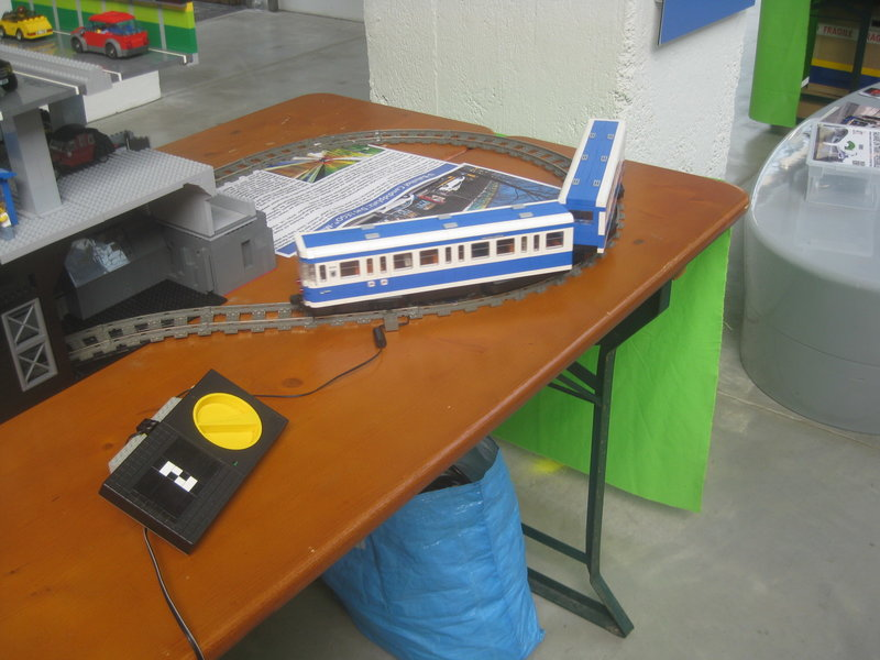 Lego-U-Bahn-Spielanlage 36001530qy
