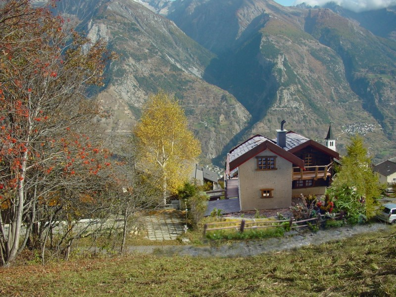 Schweizer Diorama in H0  gebaut von Dioramann 36050016wy