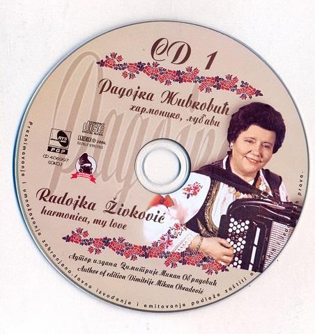 Radojka Zivkovic - 2006 - Zapisano U Vremenu 36059958ep