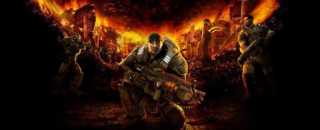 Gears of War Actionfiguren