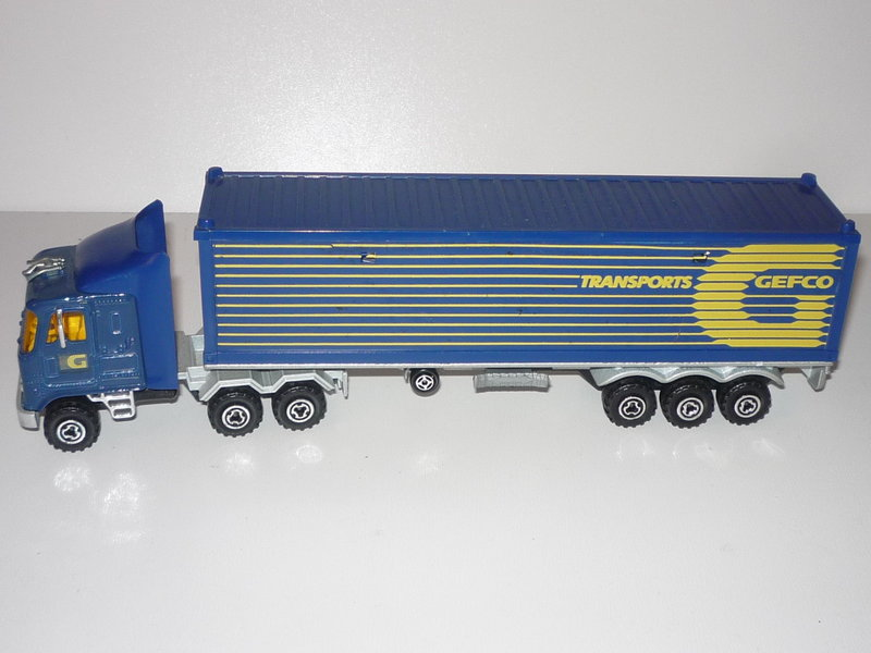 "N°3068 / 3055 GMC Astro95 1x40"" Container 36136245af"