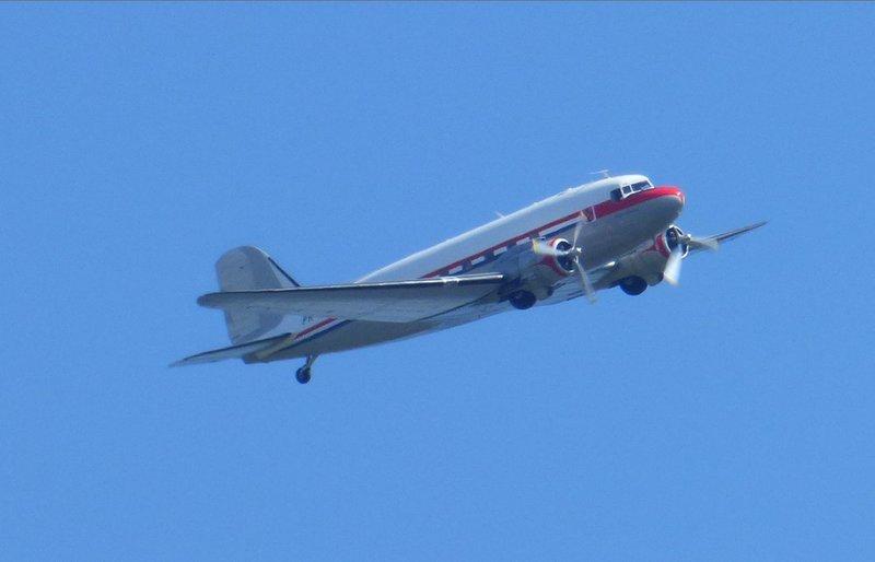 Douglas DC-3 PH - PBA über Münster schnappgeschossen 36141106ln