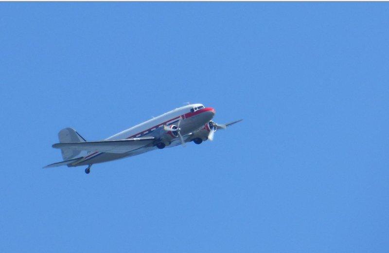 Douglas DC-3 PH - PBA über Münster schnappgeschossen 36141109qi