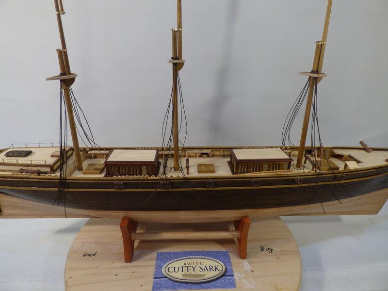 Meine Cutty Sark von delPrado wird gebaut - Seite 5 36262249oe