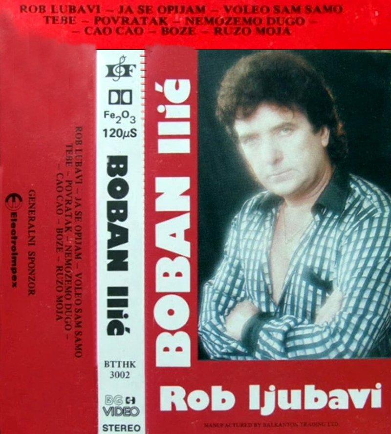 Slobodan Ilic Boban - Kolekcija 36337585ml