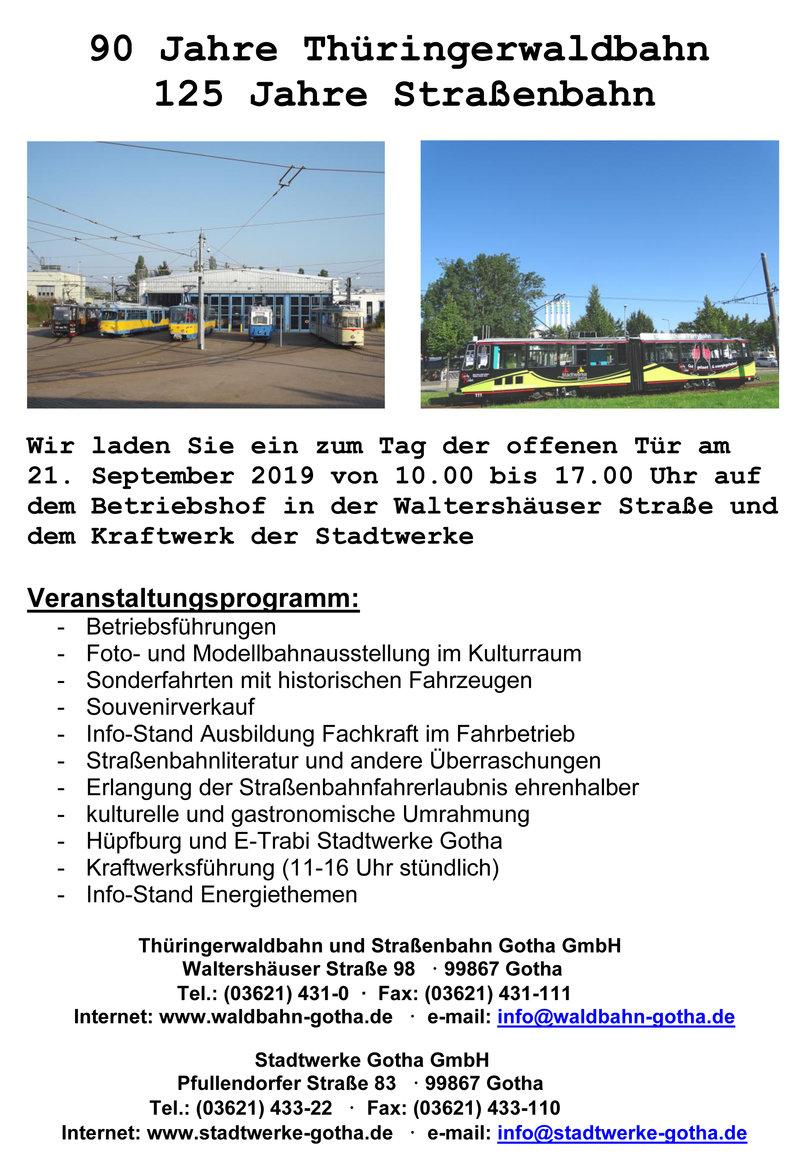 Straßenbahn Gotha und die Thüringerwaldbahn - Seite 3 36472615mh