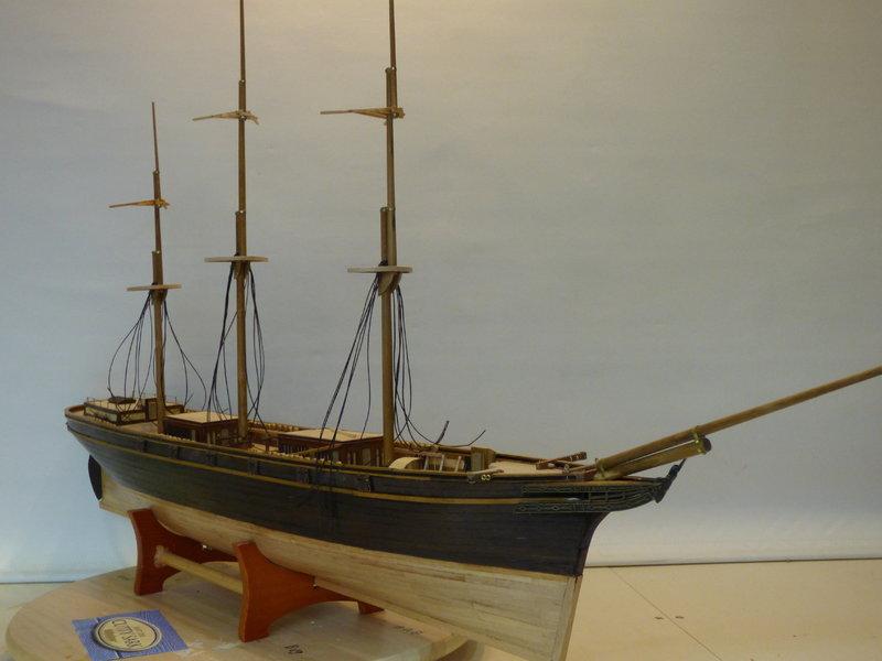Cutty Sark von DelPrado nach Plänen von Artesania gebaut von rmo555 36488899nm