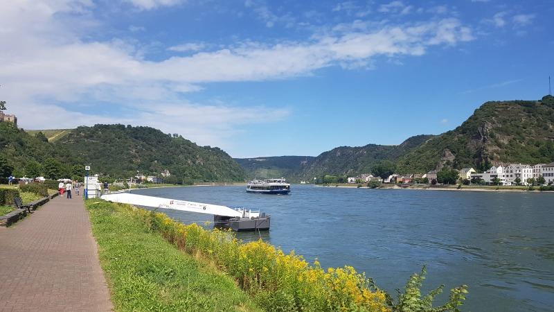Mosel - Rhein - Neckar Tour