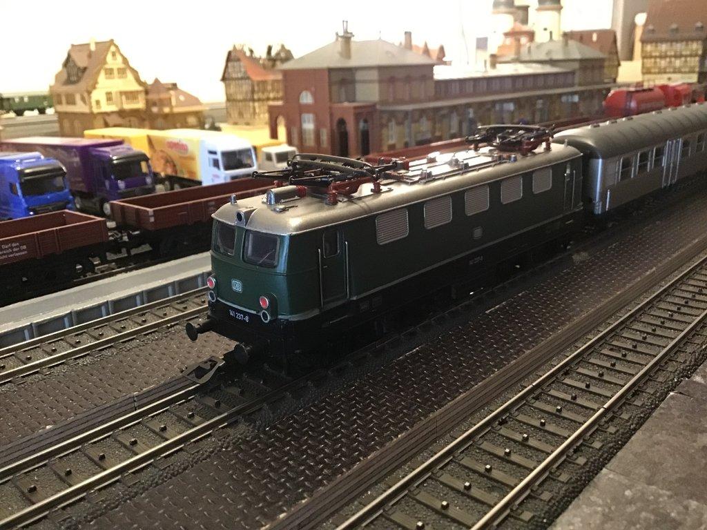 DB E10/E40/E41/110/140/141 im Einsatz 36501642gt