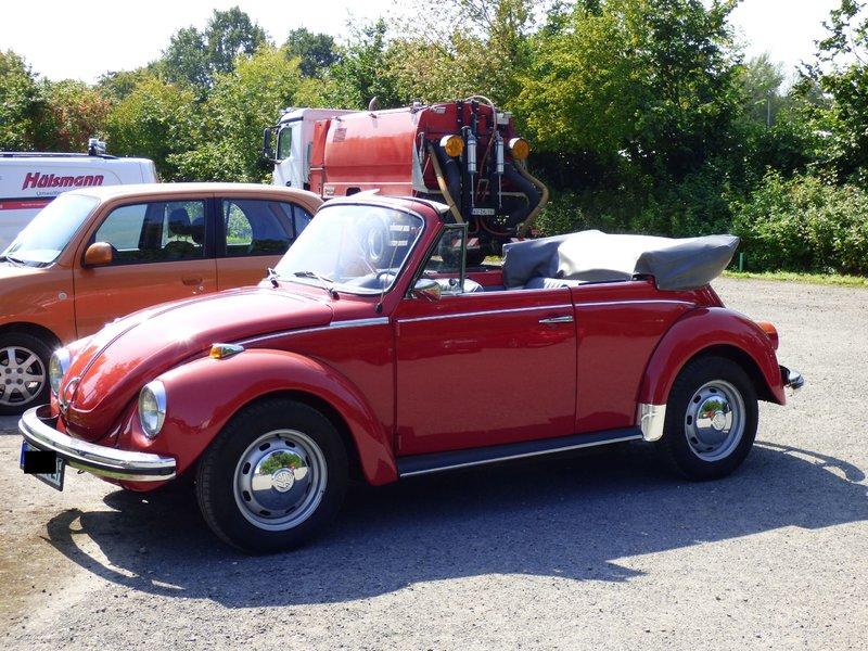 1303 Käfer Cabrio schnappgeschossen 36577810jf