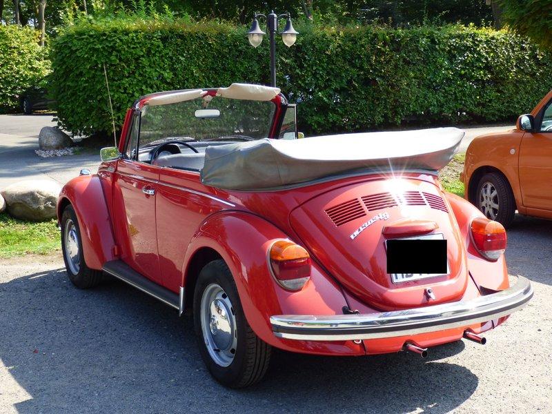 1303 Käfer Cabrio schnappgeschossen 36577811uz