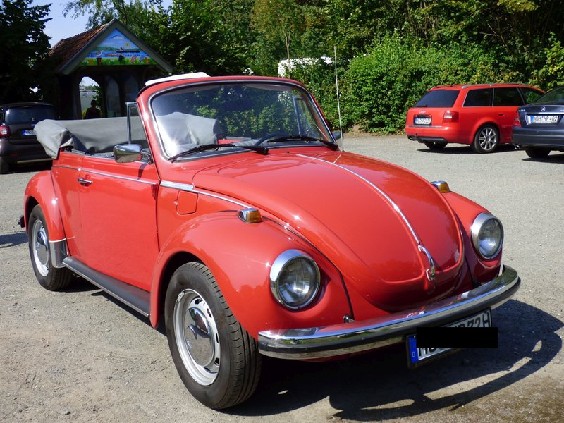 1303 Käfer Cabrio schnappgeschossen 36577813cn