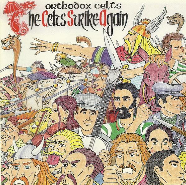 Orthodox Celts - Kolekcija 36653662jg