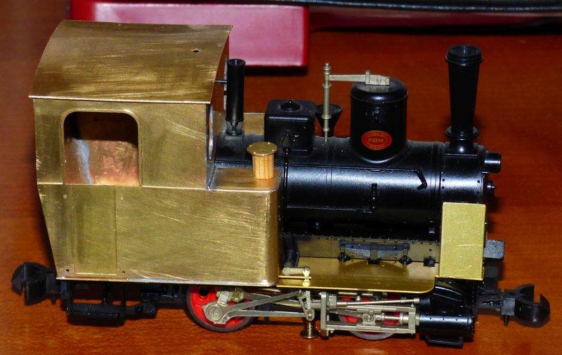 Umbau in Plettenberg 1 oder 2 aus einer MT Lok 36683503oo