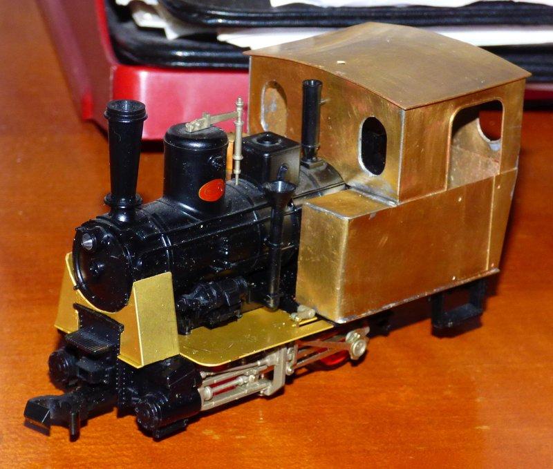 Umbau in Plettenberg 1 oder 2 aus einer MT Lok 36683506wp