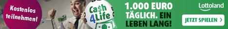 Cash4Life Gratis tippen