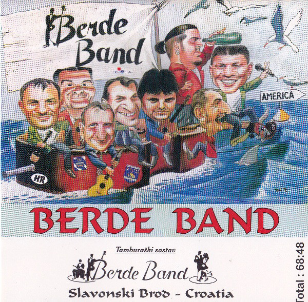 Berde Band - Kolekcija 36709404lc