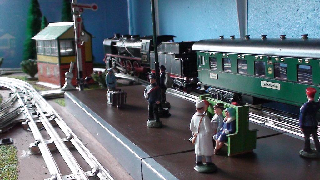 Blechbahn Märklin 36719503vt