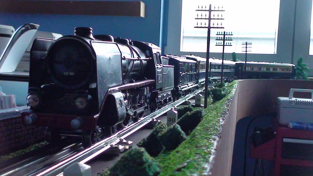 Blechbahn Märklin 36719504pn