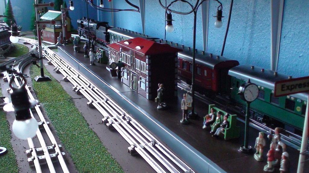Blechbahn Märklin 36719507cx