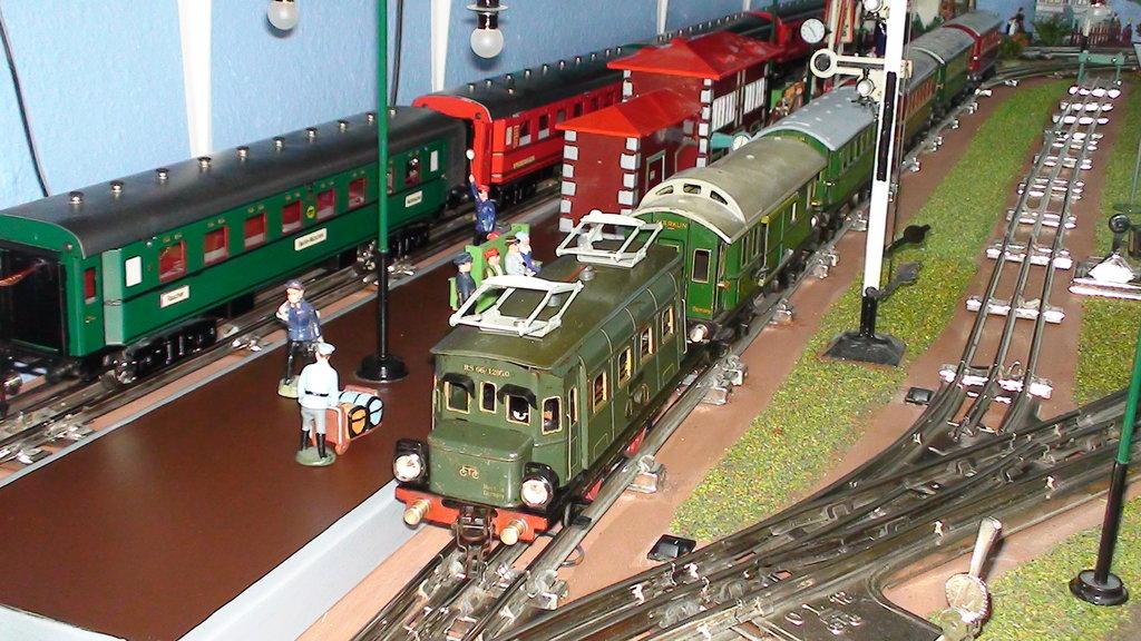 Blechbahn Märklin 36719509mn
