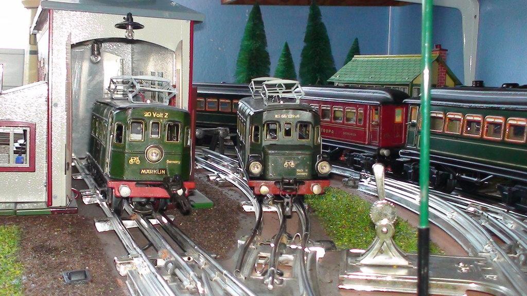 Blechbahn Märklin 36719513zp
