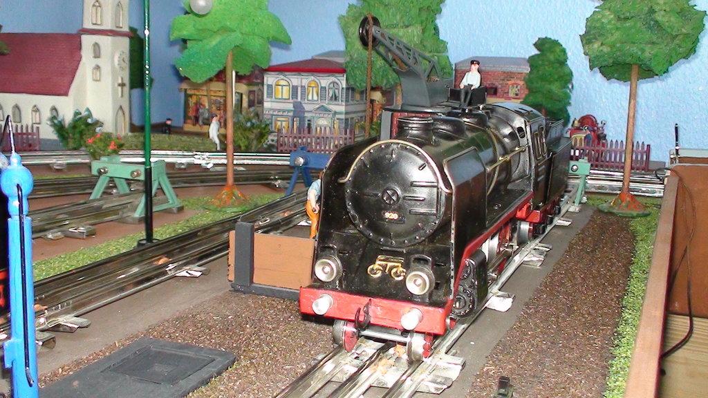 Blechbahn Märklin 36719514tu