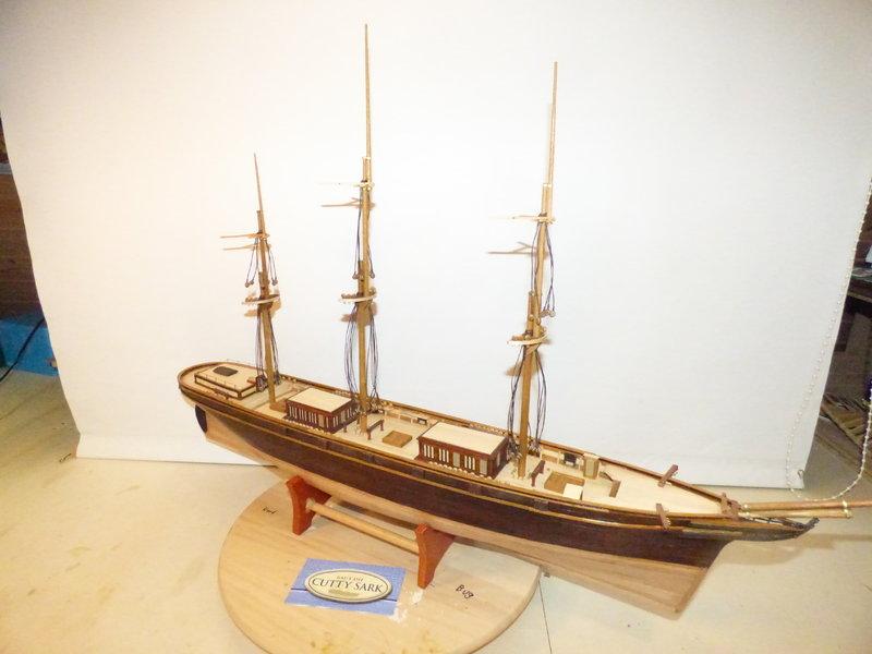 Meine Cutty Sark von delPrado wird gebaut - Seite 5 36734737ab