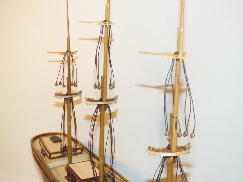 Meine Cutty Sark von delPrado wird gebaut - Seite 5 36734738hp