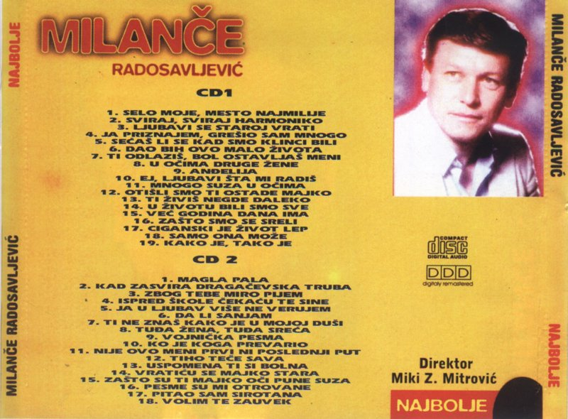Milance Radosavljevic - Kolekcija 36749391rx