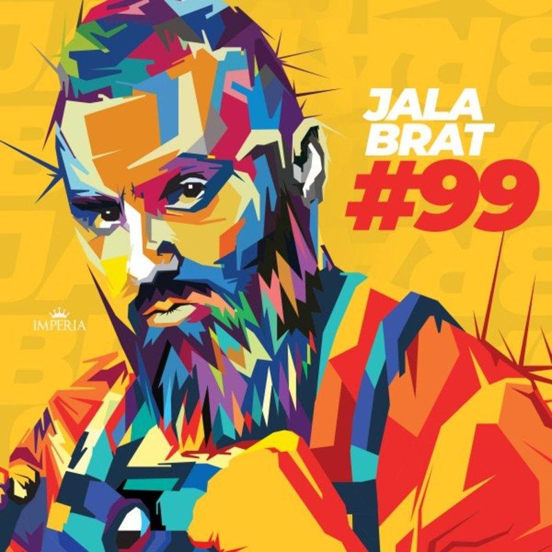 Jala Brat - 2019 - #99 36757222ck