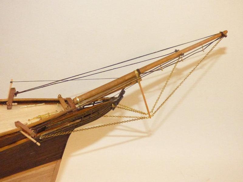 Meine Cutty Sark von delPrado wird gebaut - Seite 5 36790053bo