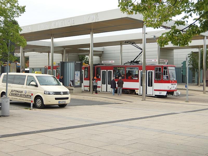 Straßenbahn Gotha und die Thüringerwaldbahn - Seite 3 36790709hb