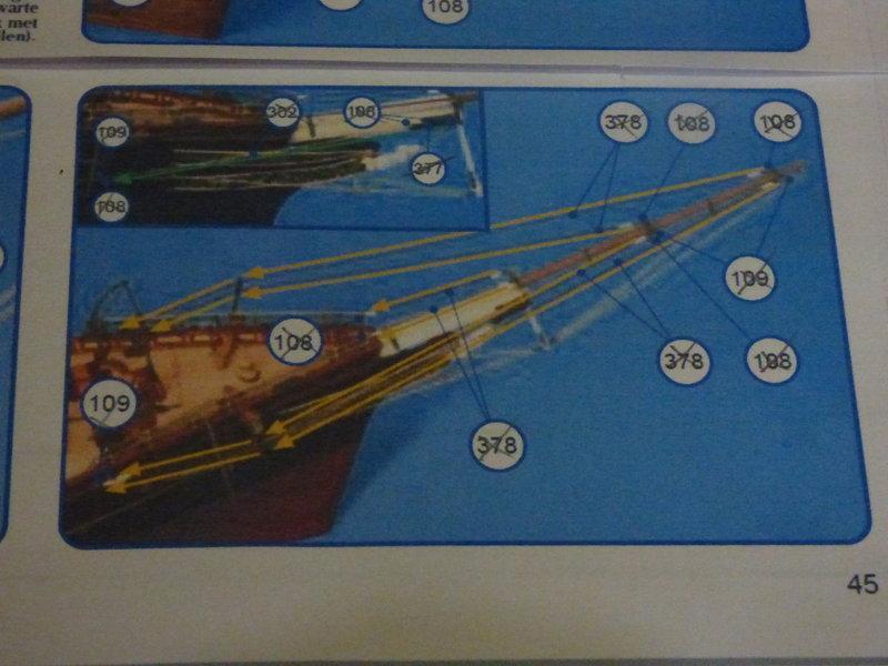 Cutty Sark von DelPrado nach Plänen von Artesania gebaut von rmo555 - Seite 3 36794528ho