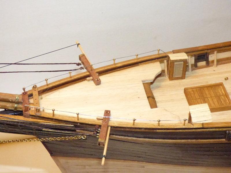 Meine Cutty Sark von delPrado wird gebaut - Seite 5 36795711cv